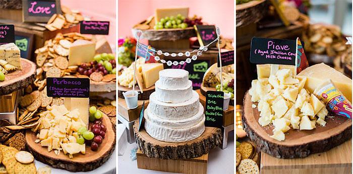 Сырные столы на свадьбу 86