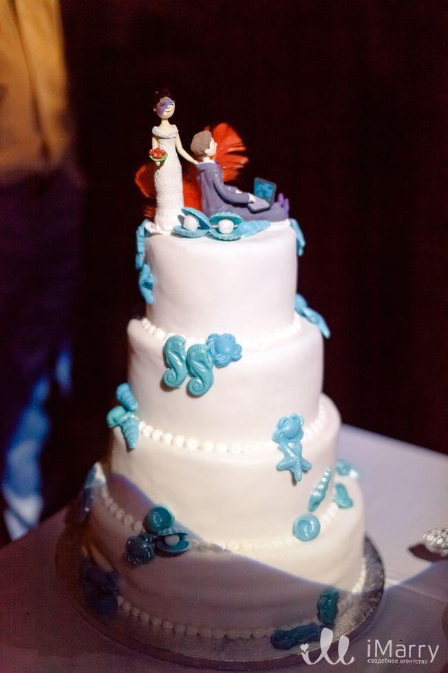 Как выбрать начинку для свадебного торта?