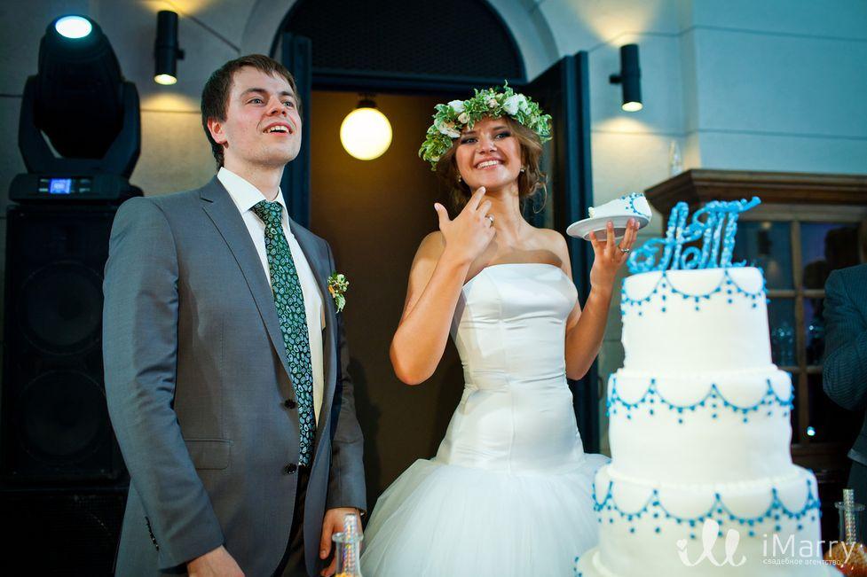 Свадебные торты как делают